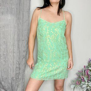 LILLY PULITZER Dusk srappy silk slip dress